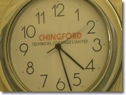 Chingford Technical Coatings Ltd - Express Plating