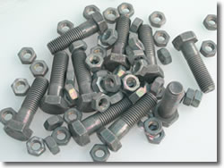 Chingford Technical Coatings Ltd - Nuts & Bolts